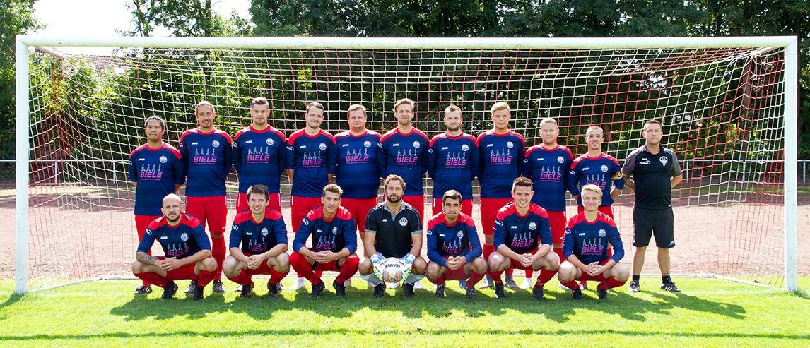 SG Hillen Zweite Mannschaft Senioren 2018/19