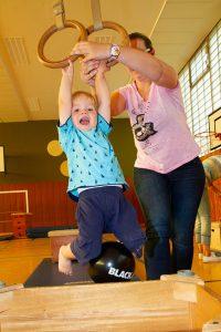 Kinderturnen und Babysport in Recklinghausen
